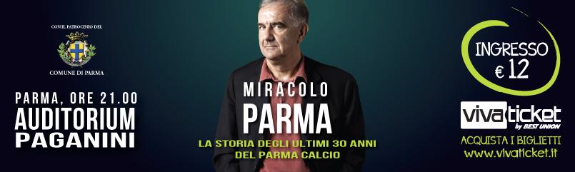 MIracolo Parma - spettacolo 2016